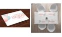 Ambesonne Engagement Party Place Mats, Set of 4