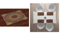 Ambesonne Tribal Place Mats, Set of 4