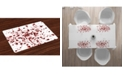 Ambesonne Horror Place Mats, Set of 4