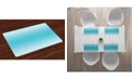 Ambesonne Ombre Place Mats, Set of 4