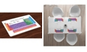 Ambesonne School Place Mats, Set of 4