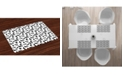 Ambesonne Dog Lover Place Mats, Set of 4