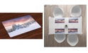 Ambesonne Winter Place Mats, Set of 4