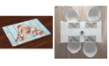 Ambesonne Letter A Place Mats, Set of 4