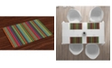 Ambesonne Hippie Place Mats, Set of 4