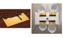 Ambesonne Ice Cream Place Mats, Set of 4