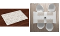 Ambesonne Taupe Place Mats, Set of 4