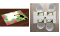 Ambesonne Tropical Place Mats, Set of 4