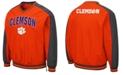 Colosseum Men's Clemson Tigers Duffman Windbreaker Jacket