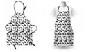 Ambesonne Dog Lover Apron