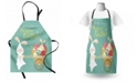 Ambesonne Easter Apron
