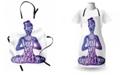 Ambesonne Yoga Apron