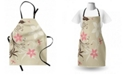 Ambesonne Dragonfly Apron