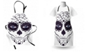 Ambesonne Day of the Dead Apron