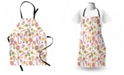 Ambesonne Colorful Apron