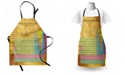 Ambesonne Periodic Table Apron