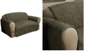 P/Kaufmann Home Faux Suede Ultimate XL Sofa Protector