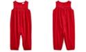 Polo Ralph Lauren Baby Girls  Cotton Corduroy Overall