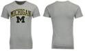 Retro Brand Men's Michigan Wolverines Midsize T-Shirt