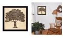 Trendy Decor 4U Trendy Decor 4U Family Attributes By Deb Strain, Printed Wall Art, Ready to hang Frame Collection