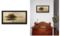 """Trendy Decor 4U Find Yourself By Robin-Lee Vieira, Printed Wall Art, Ready to hang, Black Frame, 20"""" x 11"""""""