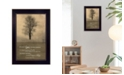 """Trendy Decor 4U Its All About Love By Marla Rae, Printed Wall Art, Ready to hang, Black Frame, 14"""" x 10"""""""