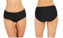 Calvin Klein Tummy-Control Bikini Bottoms