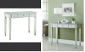 Coaster Home Furnishings Laurel 3-Drawer Mirrored Console Table
