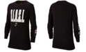 Nike Big Boys Dri-FIT B.E.A.S.T. Long-Sleeve T-Shirt