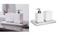 Roselli Trading Company Suites 3-Pc. Bath Accessory Set