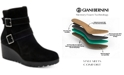 Giani Bernini Sashaa Memory-Foam Water-Resistant Booties, Created for Macy's