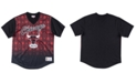 Mitchell & Ness Men's Chicago Bulls Winning Shot Mesh V-Neck Shirt
