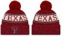New Era Texas Tech Red Raiders Sport Knit Hat