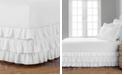 Levinsohn Textiles Belles & Whistles 3-Tiered Ruffle Full Bed Skirt