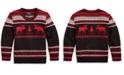 Polo Ralph Lauren Toddler Boys Reindeer Wool-Blend Sweater
