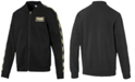 Puma Men's Logo Fleece Bomber Jacket