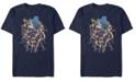 Marvel Men's Avengers Endgame Suit Group, Short Sleeve T-shirt