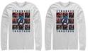 Marvel Men's Avengers Endgame Stronger Together Boxes, Long Sleeve T-shirt