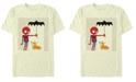 Marvel Men's Spider-Man Far From Home Umbrella for Corgi, Short Sleeve T-shirt