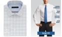 Tommy Hilfiger Men's Slim-Fit Check Dress Shirt, Created for Macy's