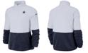 Nike Women's Dallas Cowboys Half-Zip Therma Fleece Pullover