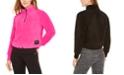 Calvin Klein Fleece Quarter-Zip Top