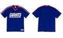 Mitchell & Ness Men's New York Giants Overtime Win V-Neck T-Shirt