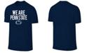 Retro Brand Men's Penn State Nittany Lions Slogan T-Shirt