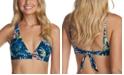 Raisins Juniors' Boracay Printed Bikini Top, Created For Macy's