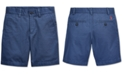 Polo Ralph Lauren Little Boys Cotton Chino Shorts, Created For Macy's