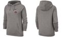 Nike Women's Ohio State Buckeyes Rally Hooded Sweatshirt