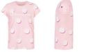 Champion Little Girls Dot-Print T-Shirt