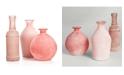Home Essentials English Garden Bud Vases, Set of 3
