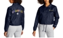Champion Women's Heritage Woven Cropped Jacket